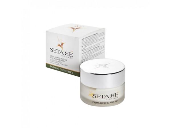 Crema giorno anti age pelle normale/mista - Setaré
