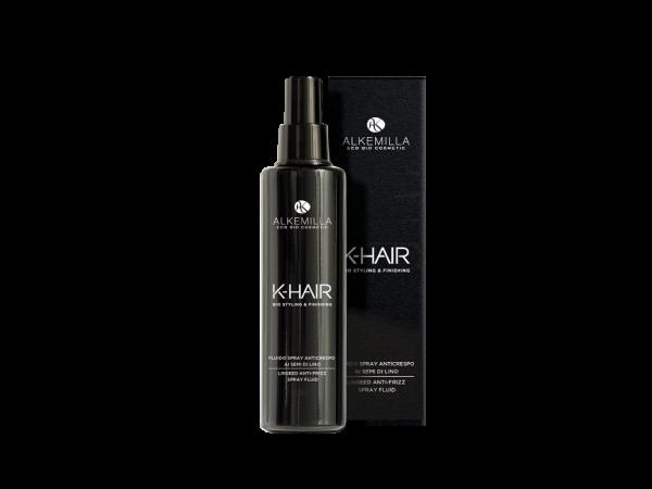 Fluido Spray Anticrespo ai Semi di Lino - K-HAIR Alkemilla