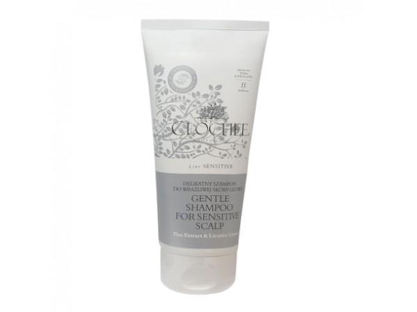 Shampoo Delicato - Linea Sensitive per capelli fragili e sottili - Clochee