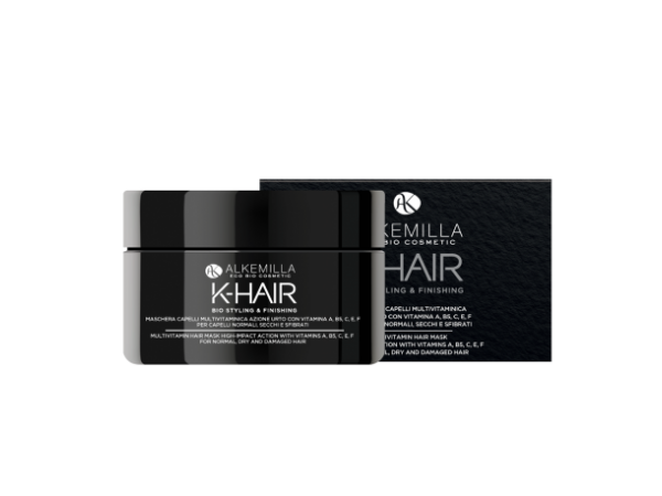 Maschera capelli multivitaminica - K-HAIR Alkemilla