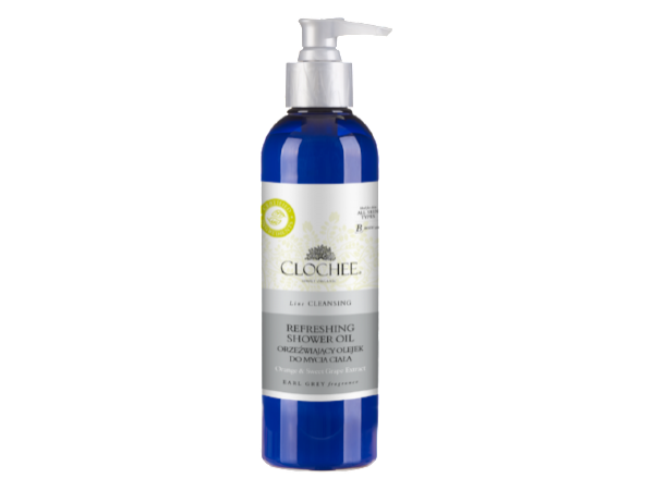 Refreshing shower Oil - Olio rinfrescante da doccia Clochee