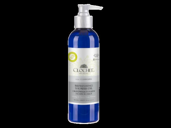 Refreshing shower Oil - Olio rinfrescante da doccia Clochee 100ml