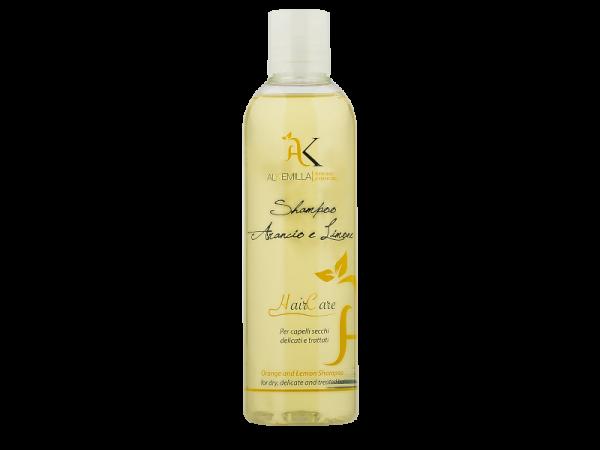 Shampoo Bio Arancio e Limone - Alkemilla
