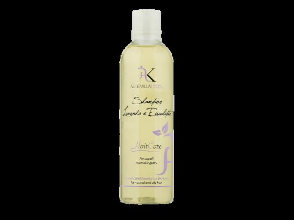 Shampoo Bio Lavanda Eucalipto - Alkemilla