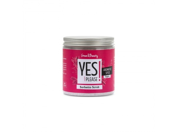 Yes Please - Sorbetto Scrub Aromatic Spice DRENANTE