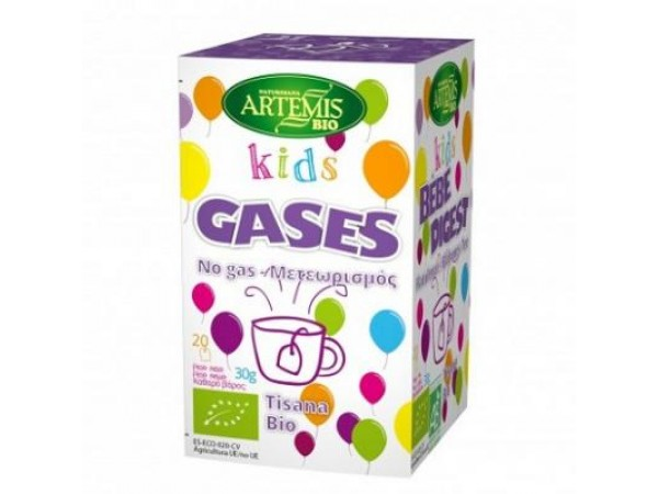 Tisana kids no gas bio