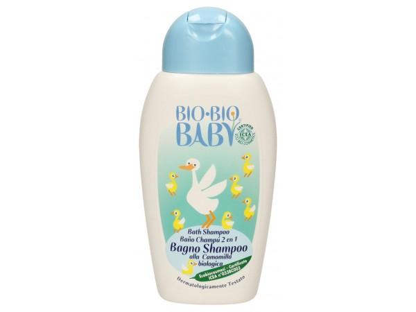 Bio Bio Baby Bagno Shampoo camomilla