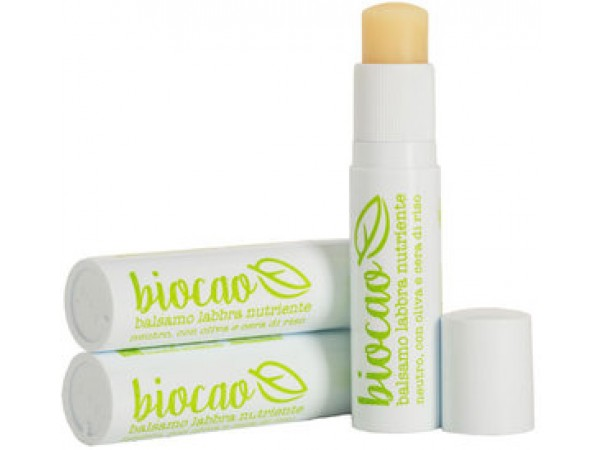 Biocao Balsamo Labbra Nutriente Neutro