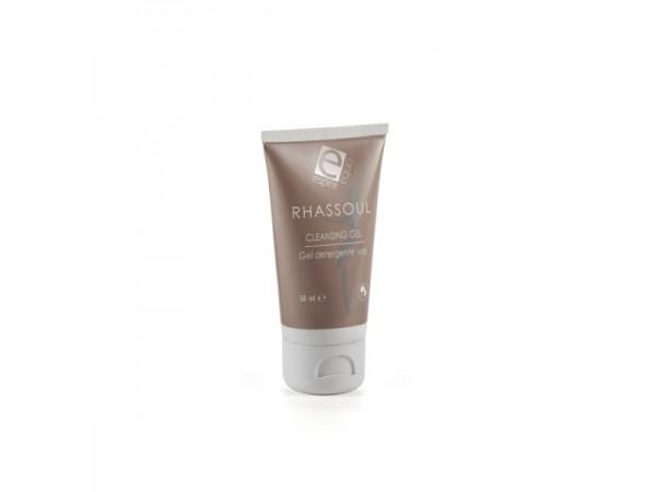 Esprit Equo | Rhassoul Cleasing Gel - Gel detergente viso Bio argan - Rosa Damascena