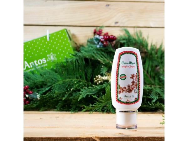 Crema Mani Vaniglia e Zenzero Edizione Limitata Natale 2017
