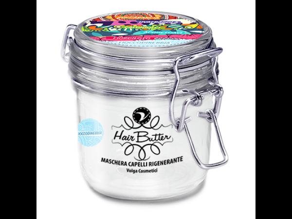 Maschera capelli FIOCCODINEBBIA – Hair Butter bianco