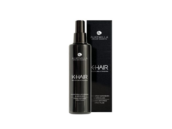 Fluido Spray Anticrespo ai Semi di Lino - K-HAIR Alkemilla