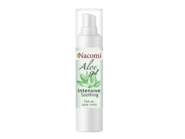 Siero viso in gel all'Aloe