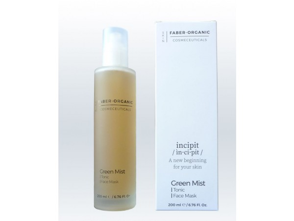 Green Mist – Antioxidant Liquid Serum / Tonic / Face Mask