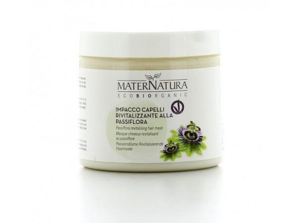 Impacco capelli rivitalizzante alla Passiflora - Maternatura