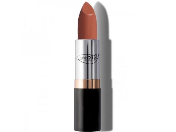 Purobio Rossetto Lipstick N.01 Pesca Chiaro