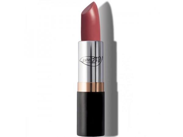 Purobio Rossetto Lipstick N.02 SABBIA ROSATA