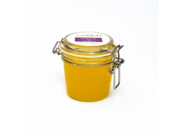 Marmellata da doccia - arancio e cannella
