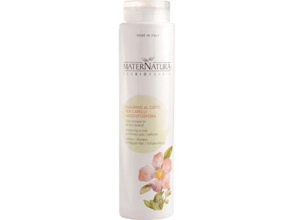 Shampoo al Cisto capelli grassi-forfora - Maternatura