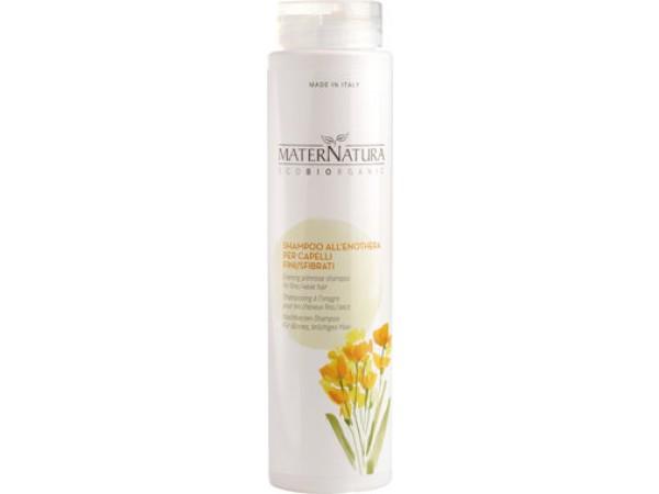 Shampoo all'Enothera capelli fini-sfibrati - Maternatura