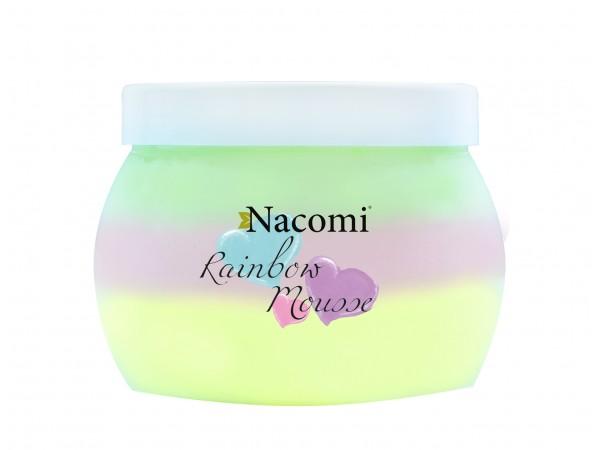 Rainbow Mousse Anguria - Mousse Arcobaleno Nacomi