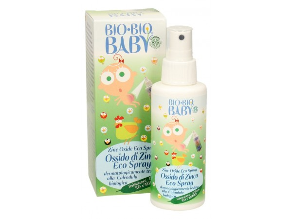 Bio Bio Baby Ossido di Zinco Eco-Spray