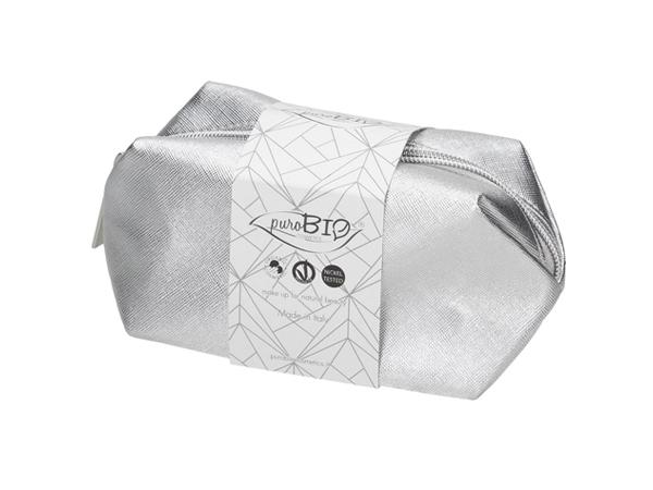 puroBio - pochette argento
