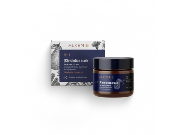 Alkemie - (R)evolution mask - Maschera viso