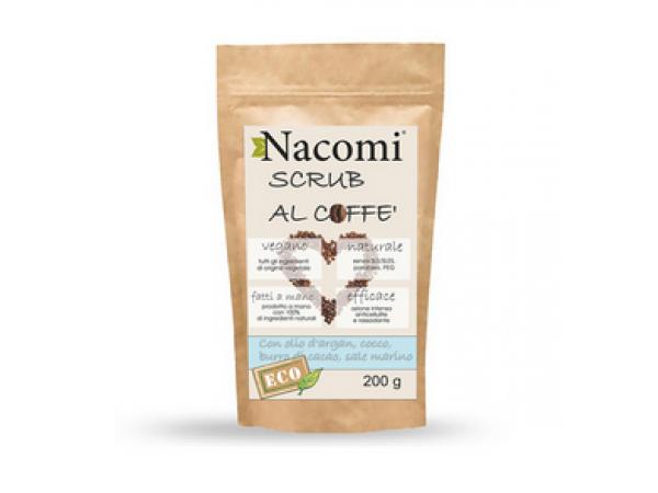 Scrub corpo secco caffè - Nacomi