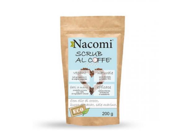 Scrub corpo secco caffè-cocco - Nacomi
