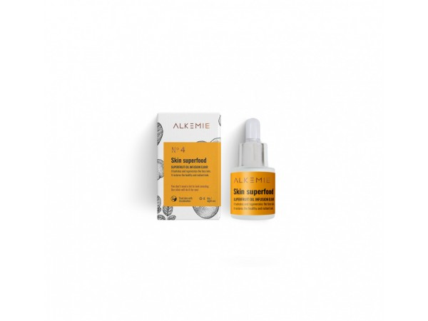 Alkemie - Skin superfood (15ml) - Elisir viso