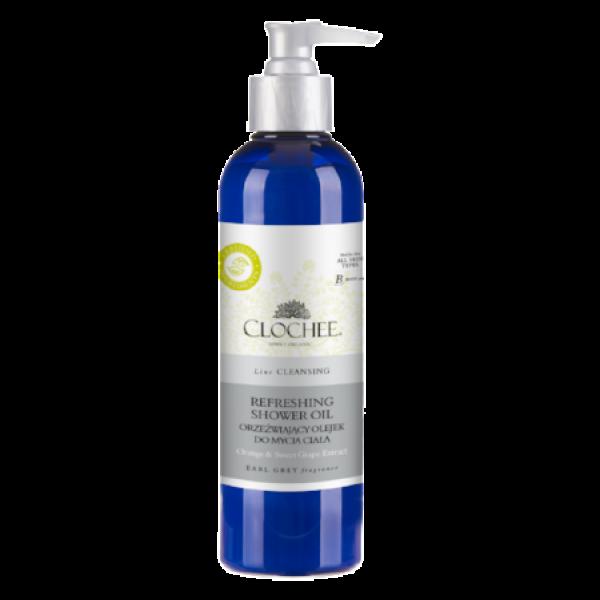 Refreshing shower Oil - Olio rinfrescante da doccia Clochee