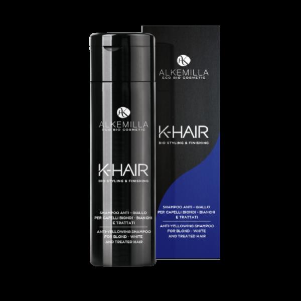 Shampoo anti-giallo - K-HAIR Alkemilla