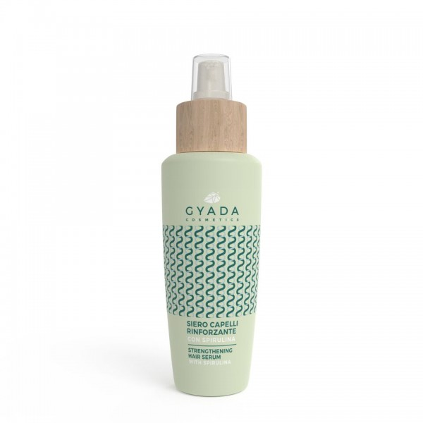 Siero capelli rinforzante con spirulina - Gyada cosmetics