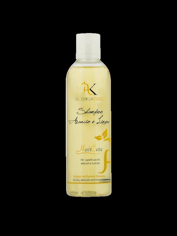 Shampoo Bio Arancio e Limone