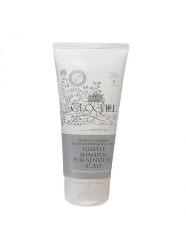Shampoo Delicato Clochee Linea Sensitive per capelli fragili e sottili