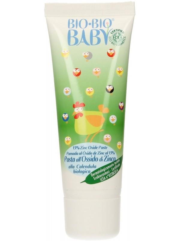 Bio Bio Baby pasta  all'ossido di zinco
