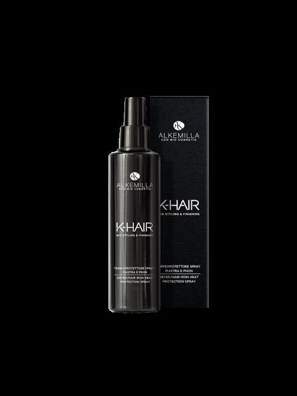 Termoprotettore Spray Piastra e Phon - K-HAIR Alkemilla