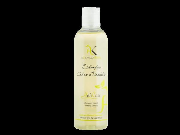 Shampoo Bio Cedro e Finocchio - Alkemilla