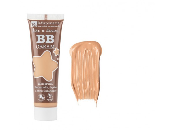La saponaria - BB cream n°2 (SAND)