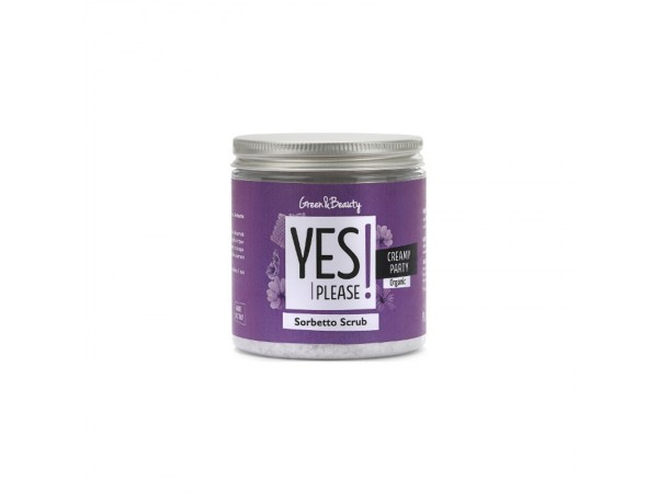 Yes Please - Creamy Party - Sorbetto scrub IDRATANTE