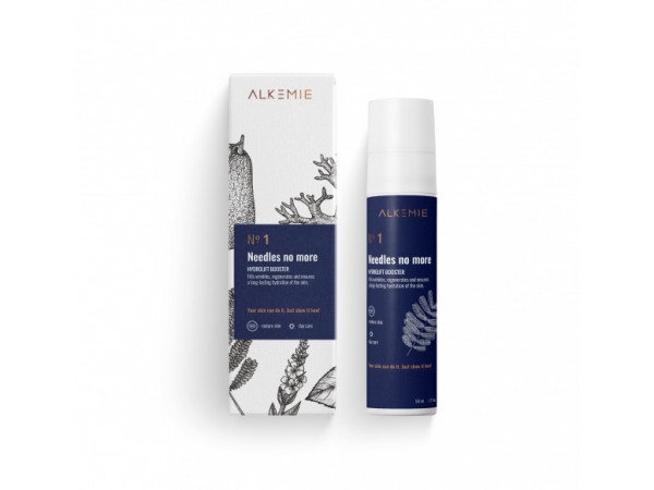 Alkemie - Needless no more - Crema viso