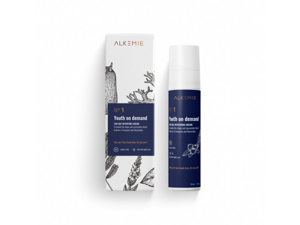 Alkemie - Youth on demand - Crema viso