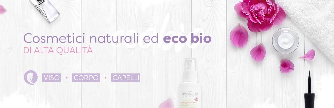 cosmetici biologici naturali certificati eco bio vegan di alta qualità